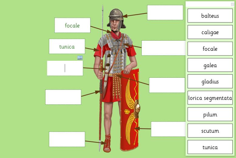 Roman Soldiers Custom Set