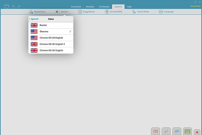 DocsPlus Chromebook app update | Crick Software