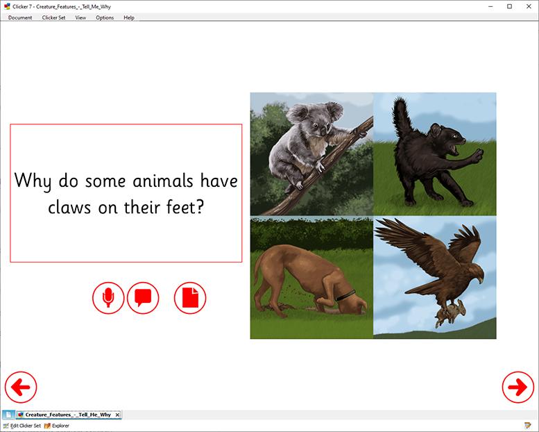 Creature Features 1