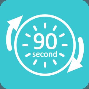 90-second