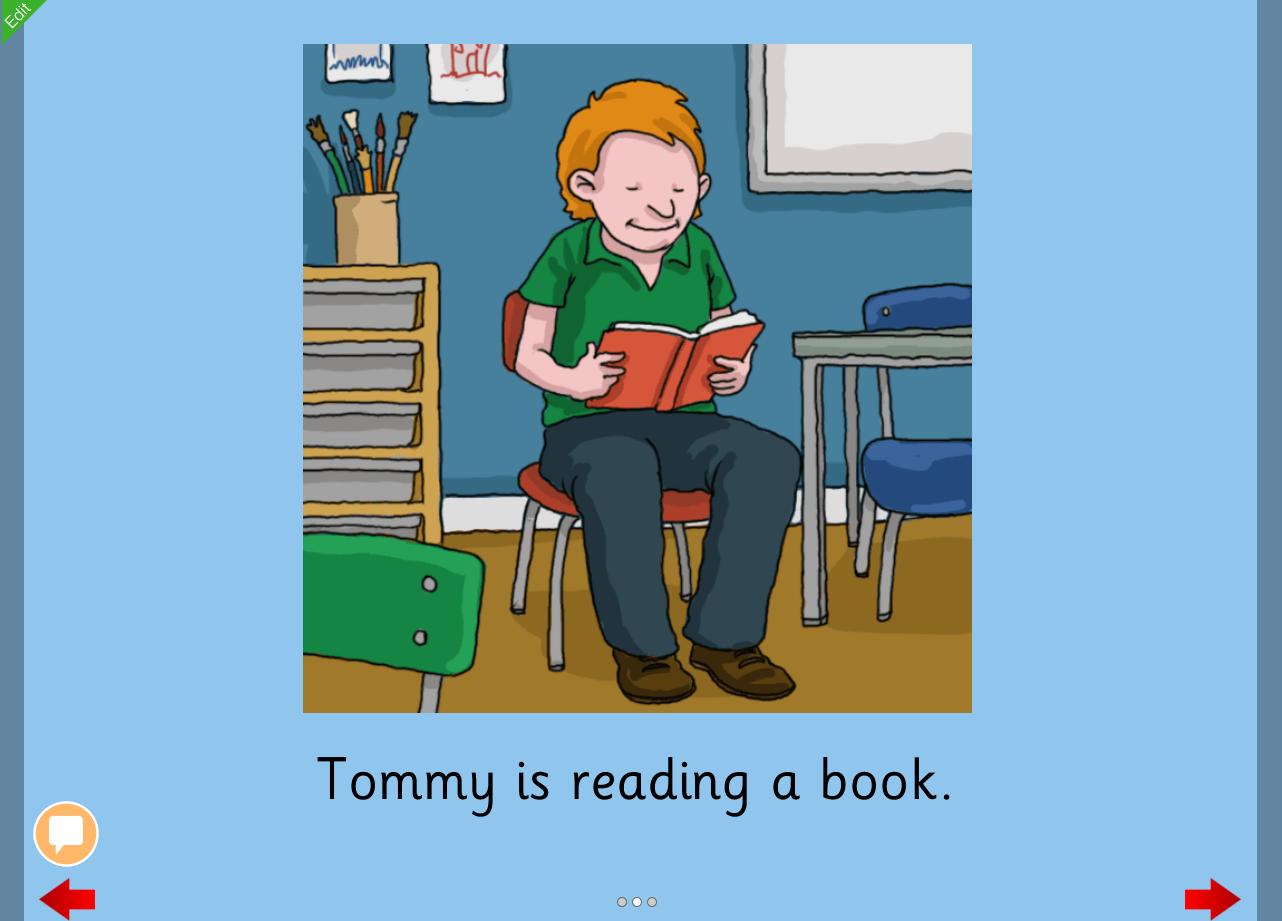 02 Reading activities
